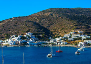 PENSION THE BIG BLUE, Katapola, Accomodation in Amorgos - Pension The Big Blue, Rooms