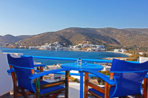 PENSION THE BIG BLUE, Katapola, Accomodation in Amorgos - Pension The Big Blue, Rooms